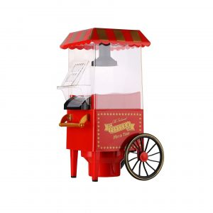 Mini Vintage Retro Popcorn Maker