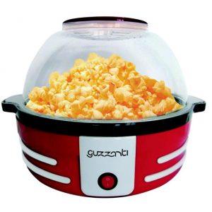 Popcornovač Guzzanti GZ 135 červený