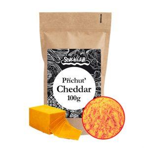 Popcorn příchuť sýr Cheddar 100g