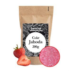 Cukr Jahoda 200g