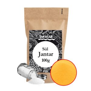 Sůl Jantar máslová 100 g